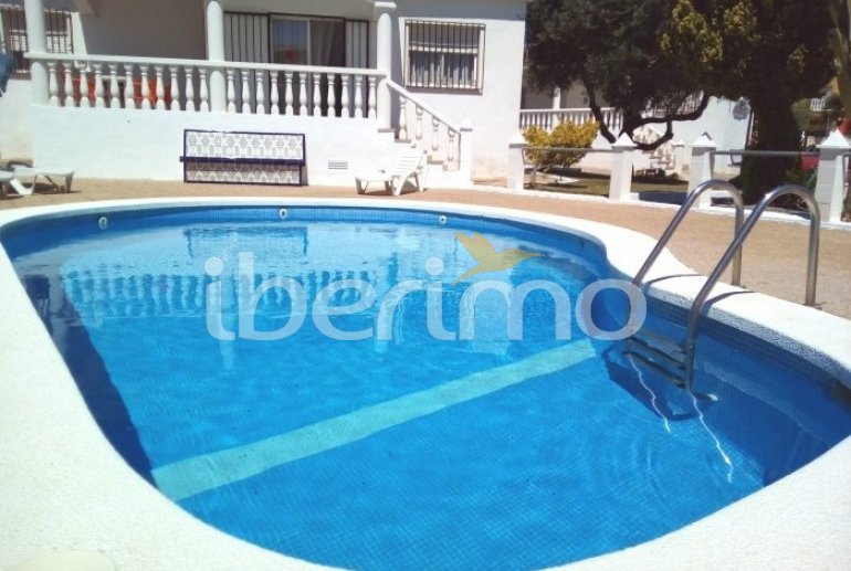 House   Peniscola 6 persons - comunal pool and internet p0