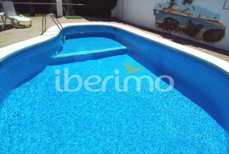 House   Peniscola 6 persons - comunal pool and internet p1