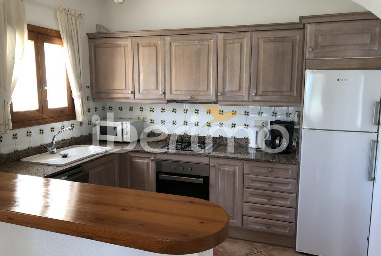 House   Benitachell 6 persons - private pool, sea view and internet p12