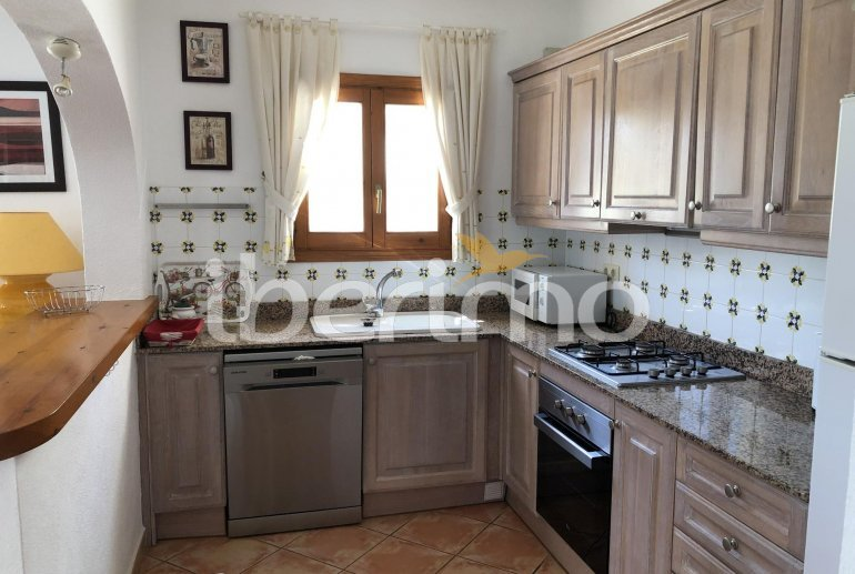 House   Benitachell 6 persons - private pool, sea view and internet p13