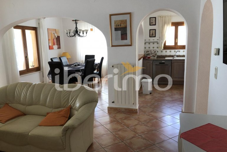 House   Benitachell 6 persons - private pool, sea view and internet p8