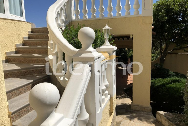 House   Benitachell 6 persons - private pool, sea view and internet p19