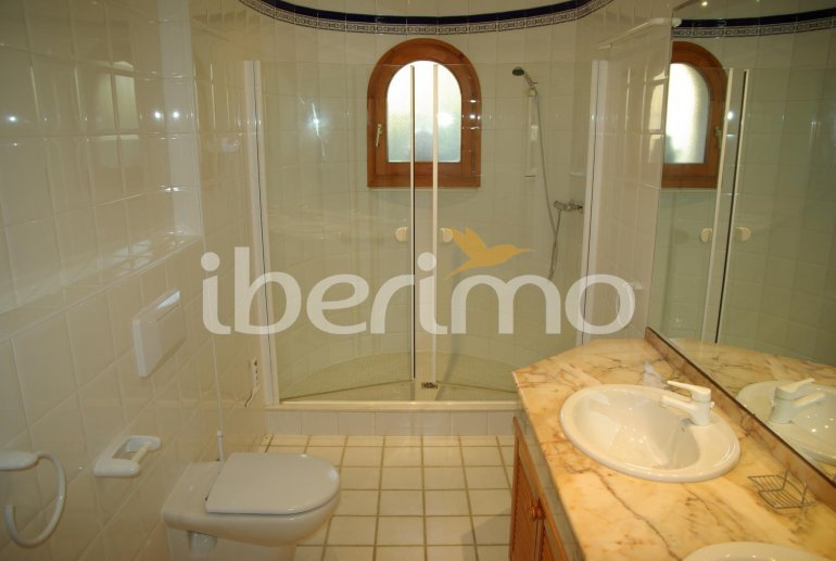 House   Benitachell 6 persons - private pool, sea view and internet p18