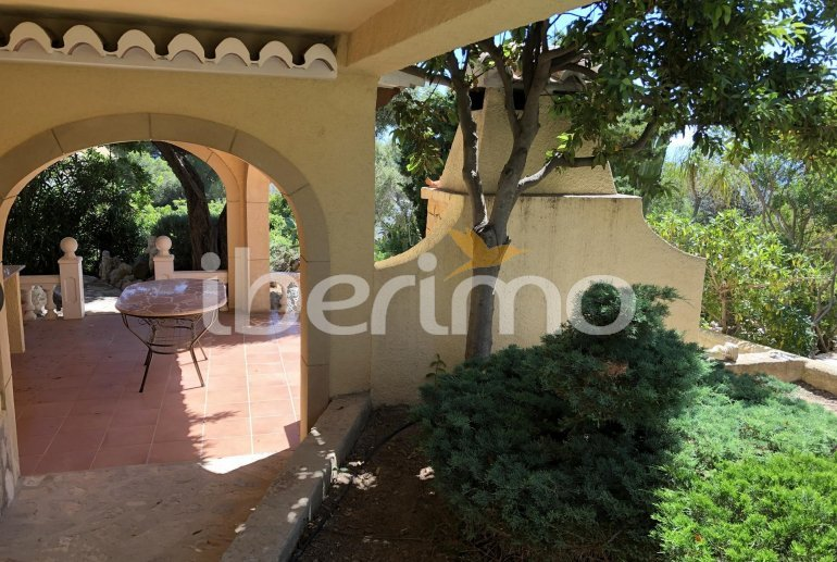 House   Benitachell 6 persons - private pool, sea view and internet p3