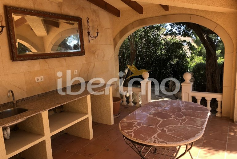 House   Benitachell 6 persons - private pool, sea view and internet p5