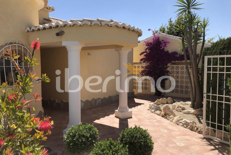 House   Benitachell 6 persons - private pool, sea view and internet p21