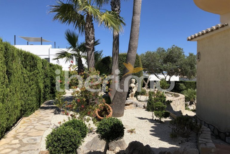 House   Benitachell 6 persons - private pool, sea view and internet p22