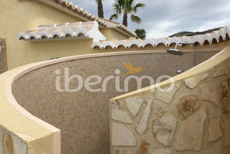 House   Benitachell 6 persons - private pool, sea view and internet p20