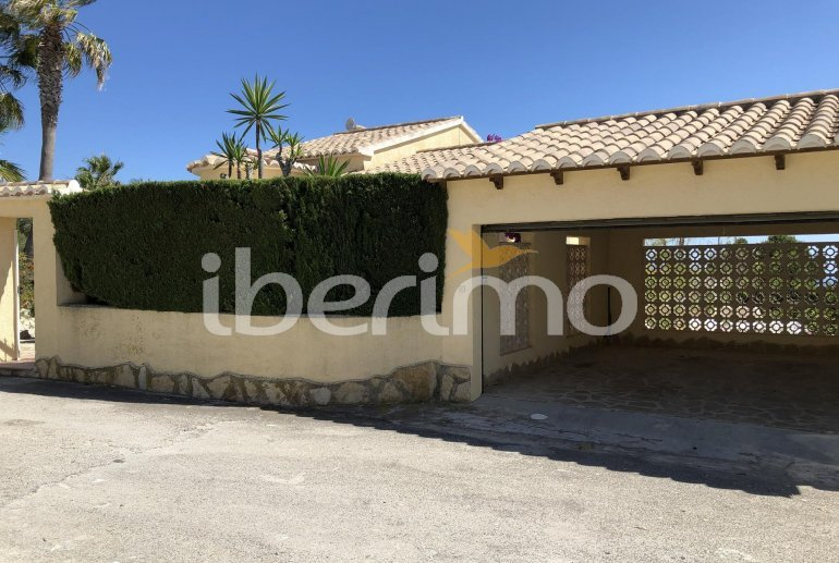 House   Benitachell 6 persons - private pool, sea view and internet p24