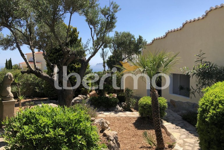 House   Benitachell 6 persons - private pool, sea view and internet p23