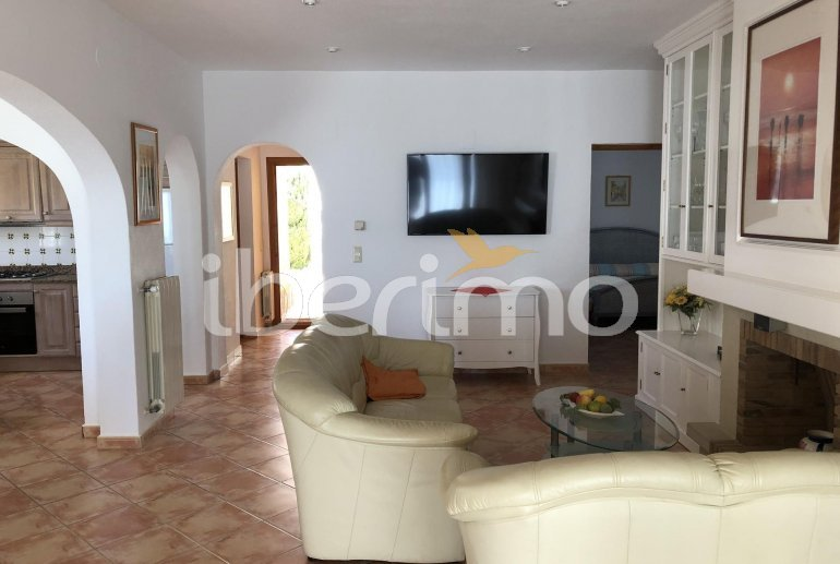 House   Benitachell 6 persons - private pool, sea view and internet p9