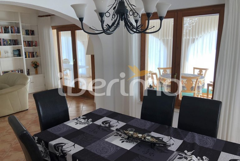 House   Benitachell 6 persons - private pool, sea view and internet p10