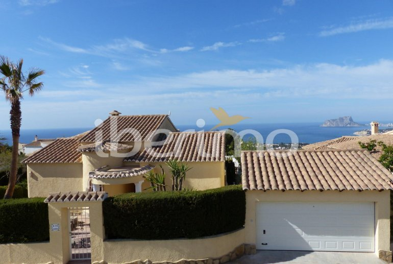 House   Benitachell 6 persons - private pool, sea view and internet p25