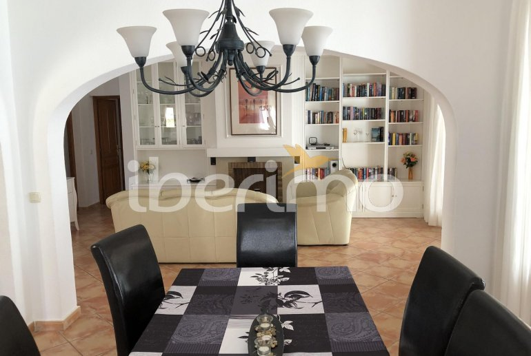 House   Benitachell 6 persons - private pool, sea view and internet p11