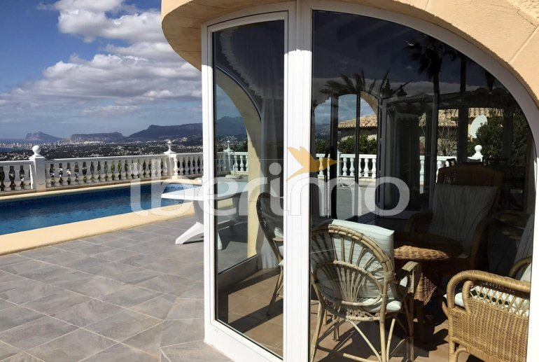 House   Benitachell 6 persons - private pool, sea view and internet p6