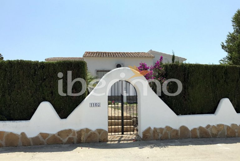 House   Benitachell 4 persons - private pool and sea view p8
