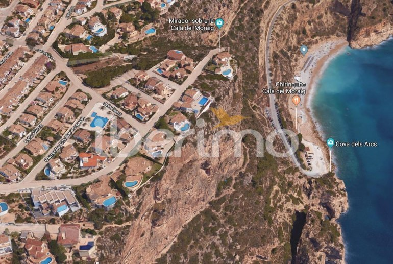 House   Benitachell 4 persons - private pool and sea view p14