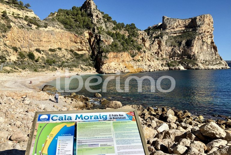 House   Benitachell 4 persons - private pool and sea view p18