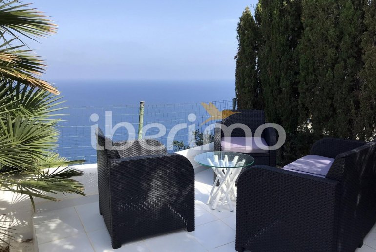 House   Benitachell 4 persons - private pool and sea view p21