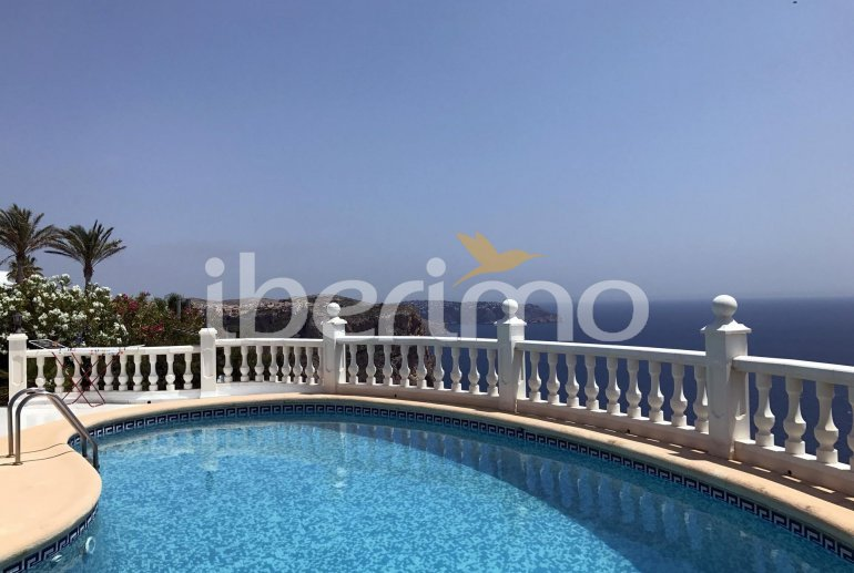 House   Benitachell 4 persons - private pool and sea view p25