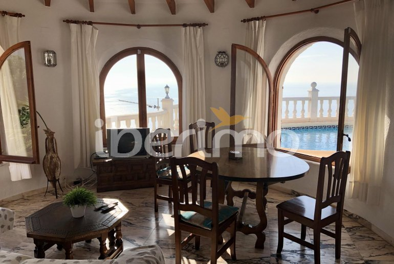 House   Benitachell 4 persons - private pool and sea view p26