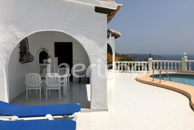 House   Benitachell 4 persons - private pool and sea view p27
