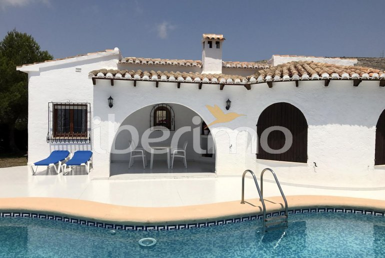 House   Benitachell 4 persons - private pool and sea view p29