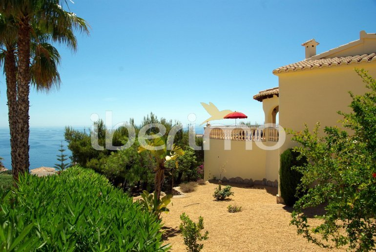 House   Benitachell 6 persons - private pool, sea view and air conditioning p19