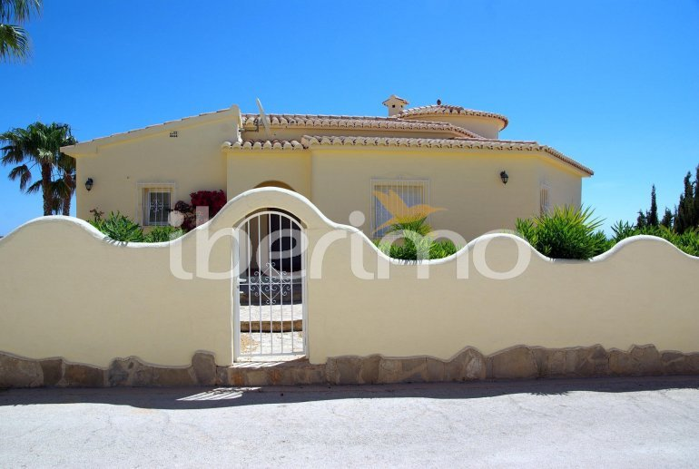House   Benitachell 6 persons - private pool, sea view and air conditioning p21