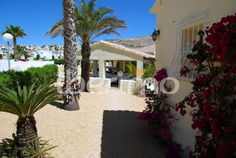 House   Benitachell 6 persons - private pool, sea view and air conditioning p23