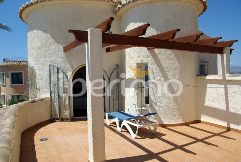 House   Benitachell 6 persons - private pool and beautiful sea view p13