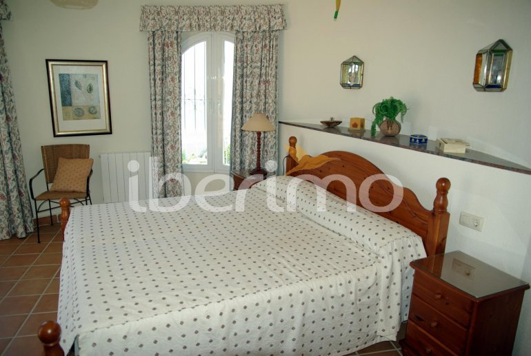 House   Benitachell 6 persons - private pool and beautiful sea view p17