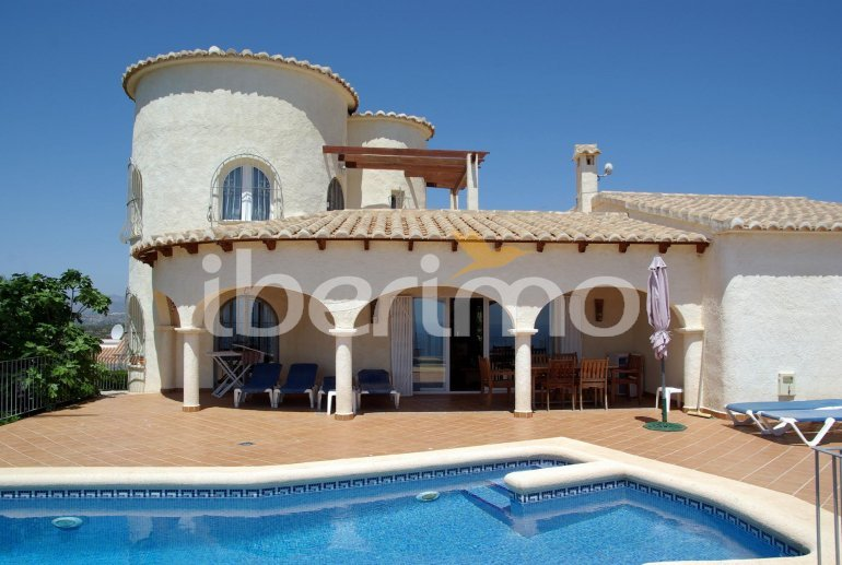 House   Benitachell 6 persons - private pool and beautiful sea view p2