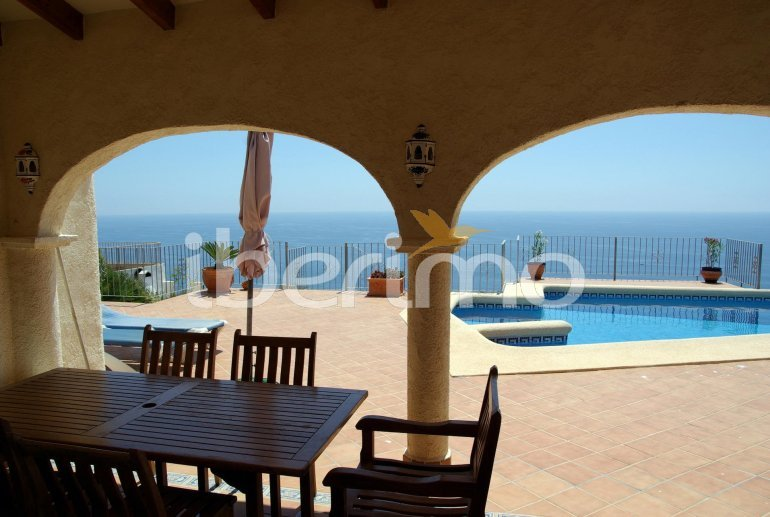 House   Benitachell 6 persons - private pool and beautiful sea view p4