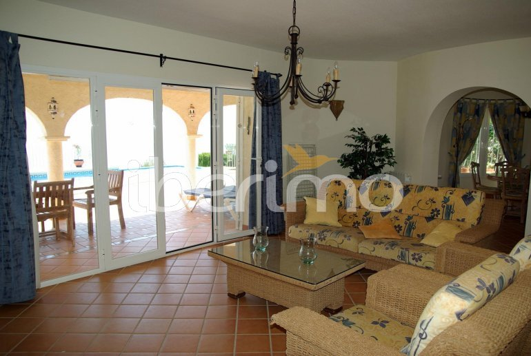 House   Benitachell 6 persons - private pool and beautiful sea view p6