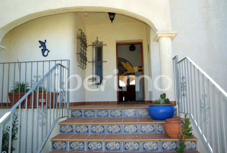 House   Benitachell 6 persons - private pool and beautiful sea view p26