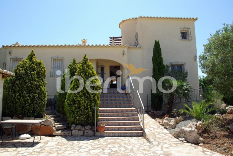 House   Benitachell 6 persons - private pool and beautiful sea view p27