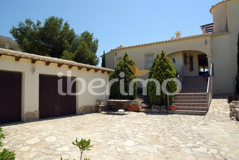House   Benitachell 6 persons - private pool and beautiful sea view p28