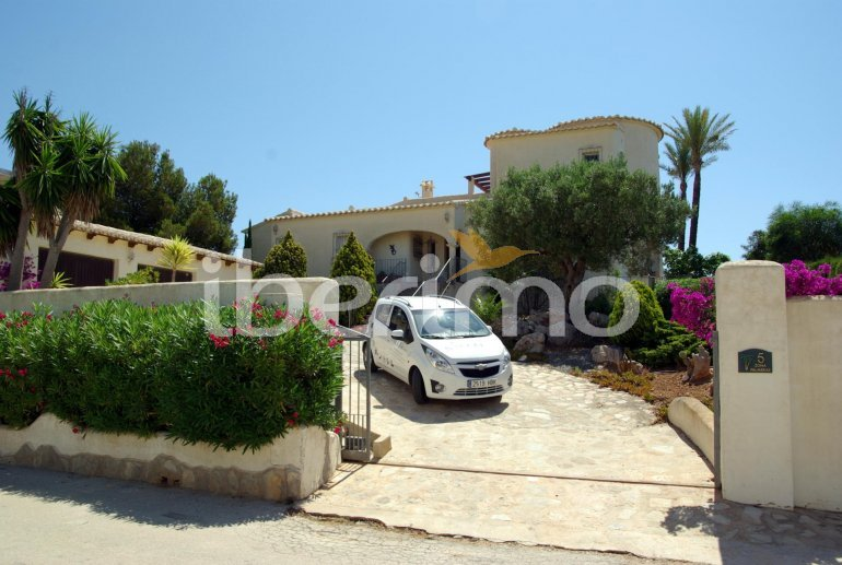 House   Benitachell 6 persons - private pool and beautiful sea view p29