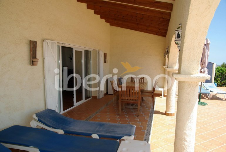 House   Benitachell 6 persons - private pool and beautiful sea view p3