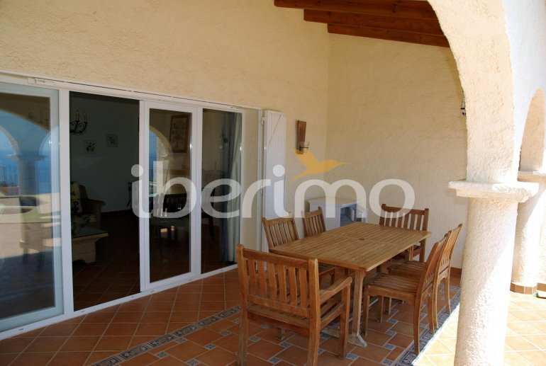House   Benitachell 6 persons - private pool and beautiful sea view p5