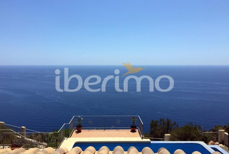 House   Benitachell 6 persons - private pool and beautiful sea view p25