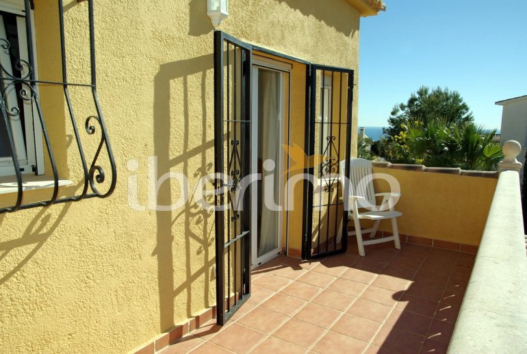 House   Benitachell 6 persons - private pool, sea view and air conditioning p18