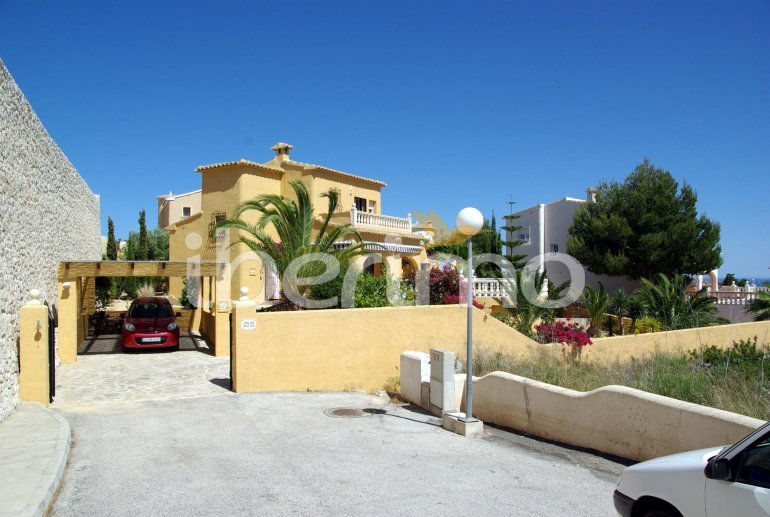 House   Benitachell 6 persons - private pool, sea view and air conditioning p22