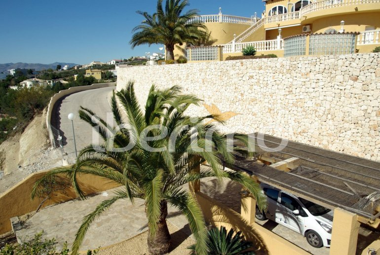 House   Benitachell 6 persons - private pool, sea view and air conditioning p24