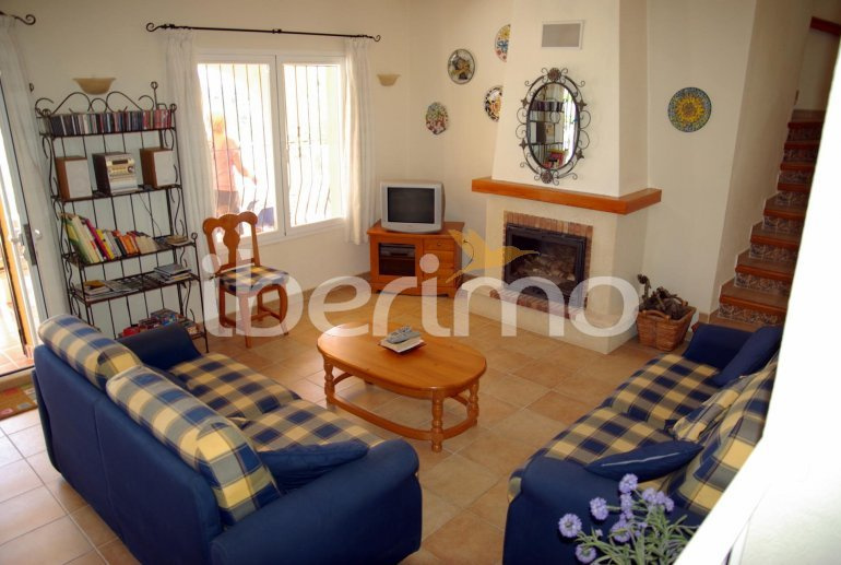 House   Benitachell 6 persons - private pool, sea view and air conditioning p8