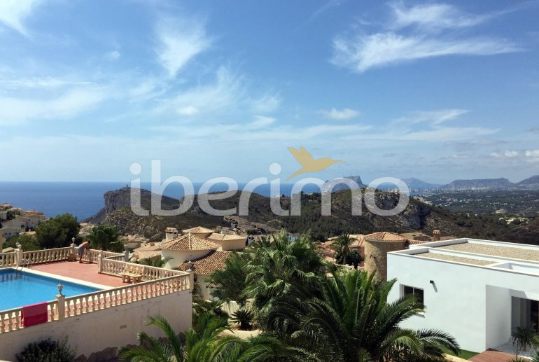 House   Benitachell 6 persons - private pool, sea view and air conditioning p25