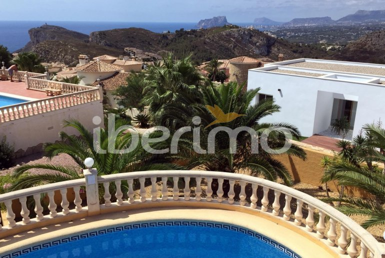 House   Benitachell 6 persons - private pool, sea view and air conditioning p7