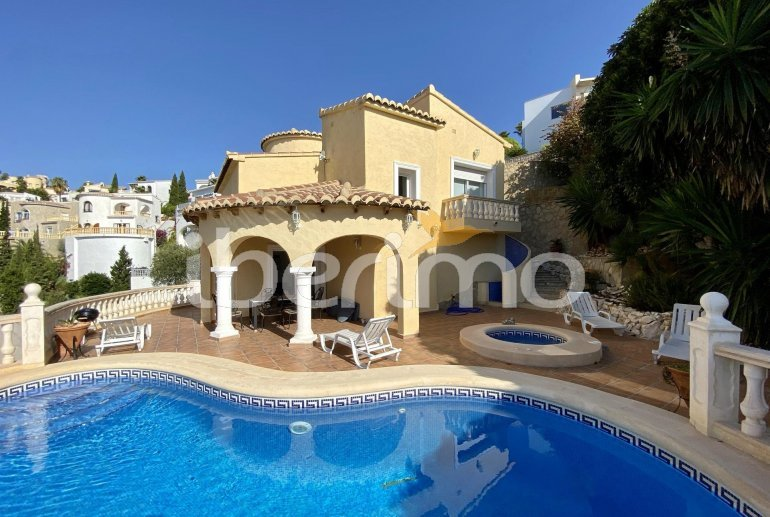House   Benitachell 6 persons - private pool, sea view and air conditioning p3