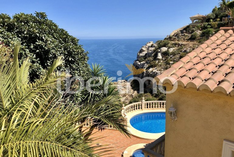House   Benitachell 6 persons - private pool, sea view and air conditioning p20